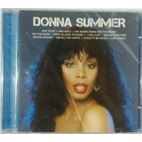 Cd Donna Summer   Icon [novo Lacrado]